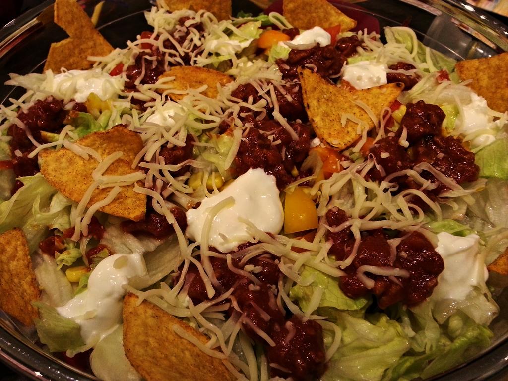 Mexikanischer Partysalat