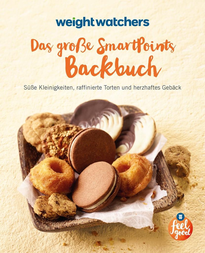 Das große Smartpoints-Backbuch mit vielen WW-tauglichen Rezeptideen.